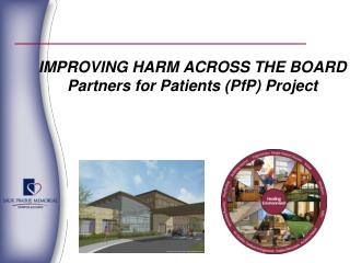 Improving Harm Across the Board Partners for Patients ( PfP ) Project