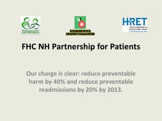 FHC  NH Partnership for Patients