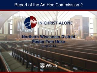 Report of the Ad Hoc Commission 2