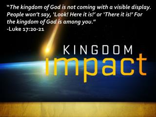 Kingdom Project