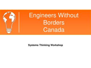 Engineers Without Borders Canada