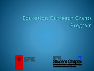 Education Outreach Grants Program
