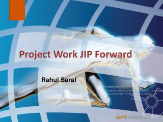 Project Work  JIP  Forward
