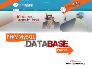 safety talks database
