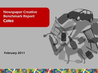 Newspaper Creative Benchmark Report  Coles
