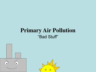Primary Air Pollution