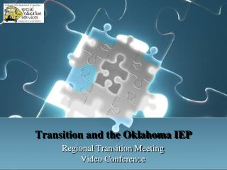 Transition and the Oklahoma IEP