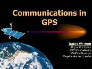 Communications in GPS