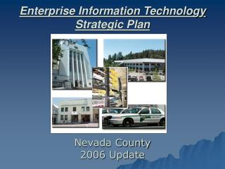 Enterprise Information Technology Strategic Plan