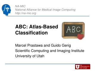 ABC: Atlas-Based Classification