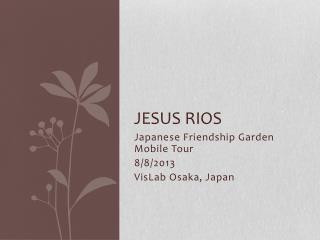 Jesus Rios