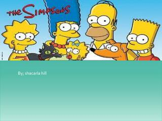 The  simpson  power point project