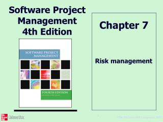 Software Project Management 4th Edition