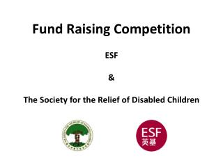 Fund Raising Competition
