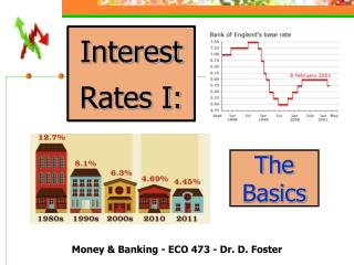 Interest Rates I: