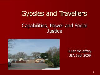 Gypsies and Travellers