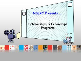 NSERC Presents …