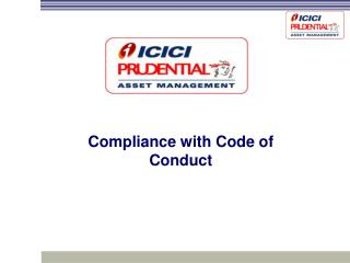 Compliance with Code of Conduct
