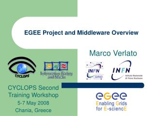 EGEE Project and Middleware Overview