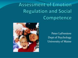 Assessment of Emotion Regulation and Social Competence
