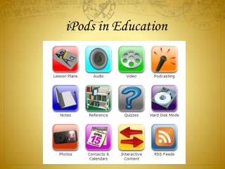 iPods in Education