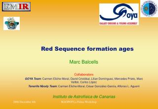 Red Sequence formation ages
