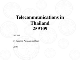 Telecommunications in Thailand 259109
