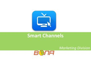 Smart  Channels Marketing Division