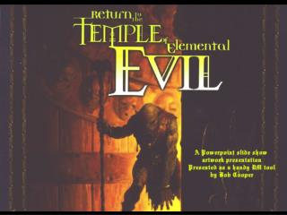 Return to the Temple of Elemental Evil – The Slideshow