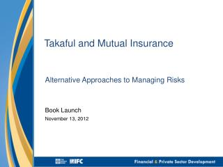 Takaful and Mutual Insurance