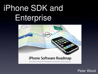 iPhone SDK and Enterprise