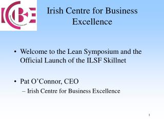 Irish Centre for Business Excellence