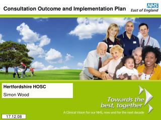Consultation Outcome and Implementation Plan