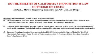 Regulation of Utility Low Income Public Purpose Programs in California