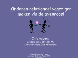Kinderen relationeel vaardiger maken via de axenroos!