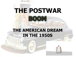 THE POSTWAR
