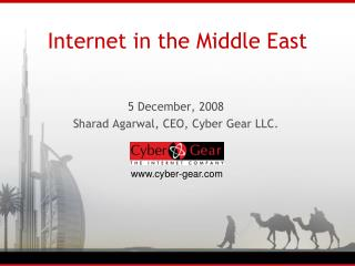 Internet in the Middle East