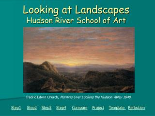 Looking at Landscapes Hudson River School of Art