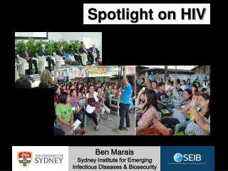 Spotlight on HIV
