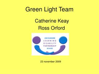 Green Light Team