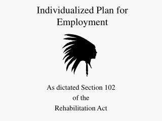 Individualized Plan for Employment