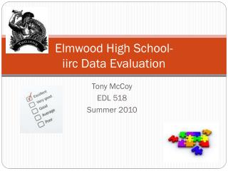Elmwood High School-  iirc Data Evaluation
