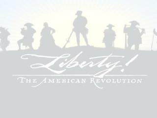 What are the major military and political events of the American Revolution?