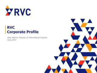 RVC Corporate Profile