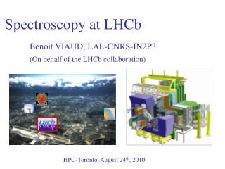 Spectroscopy at LHCb