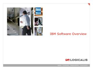 IBM Software Overview