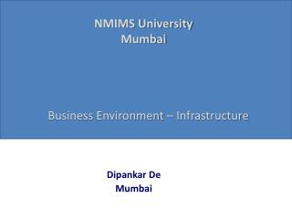 NMIMS University Mumbai