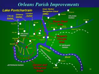 Orleans Parish Improvements