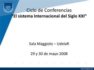 Propuesta de trabajo 2007-2008