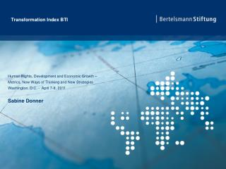 Transformation Index BTI